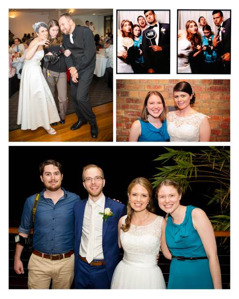 Anna Osetroff Brisbane Wedding Photographer with Couples