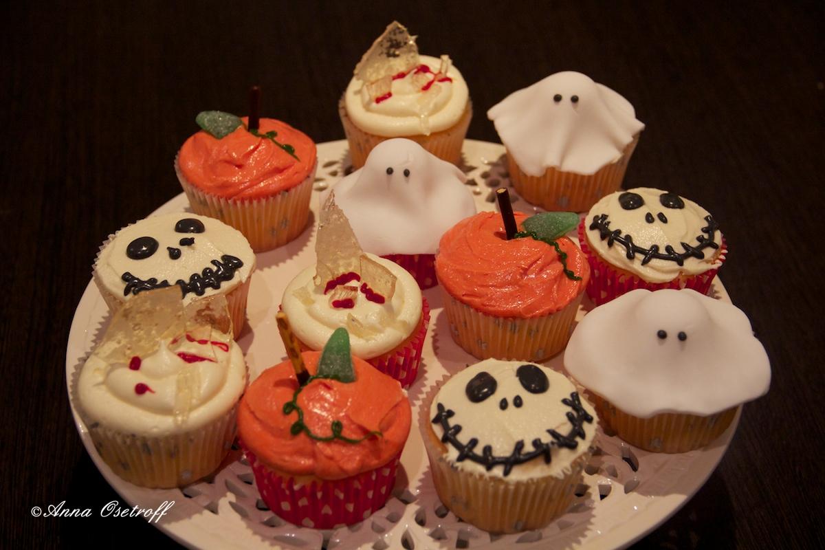 Halloween Baking Anna Osetroff Brisbane Wedding and Event Da140wsw